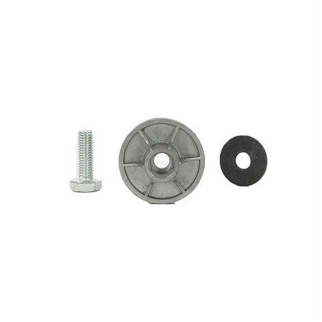 FUXTEC - Support de lame / vis de lame 37cm tondeuse 40V E137C