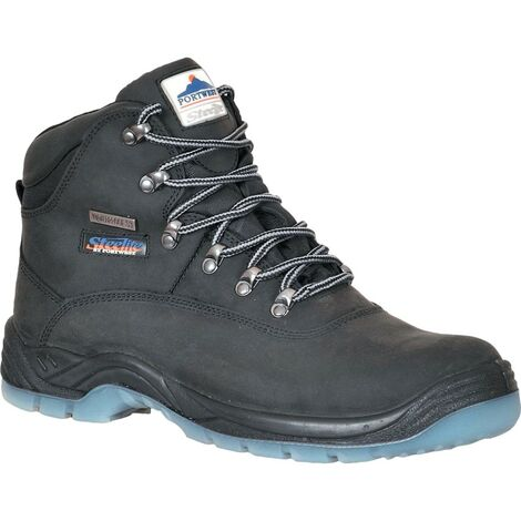 FW57 All Weather Men's Black Safety Boots