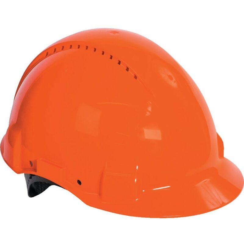 Image of G3000CUV-OR Safety Helmet Uvicator Orange - 3m Peltor