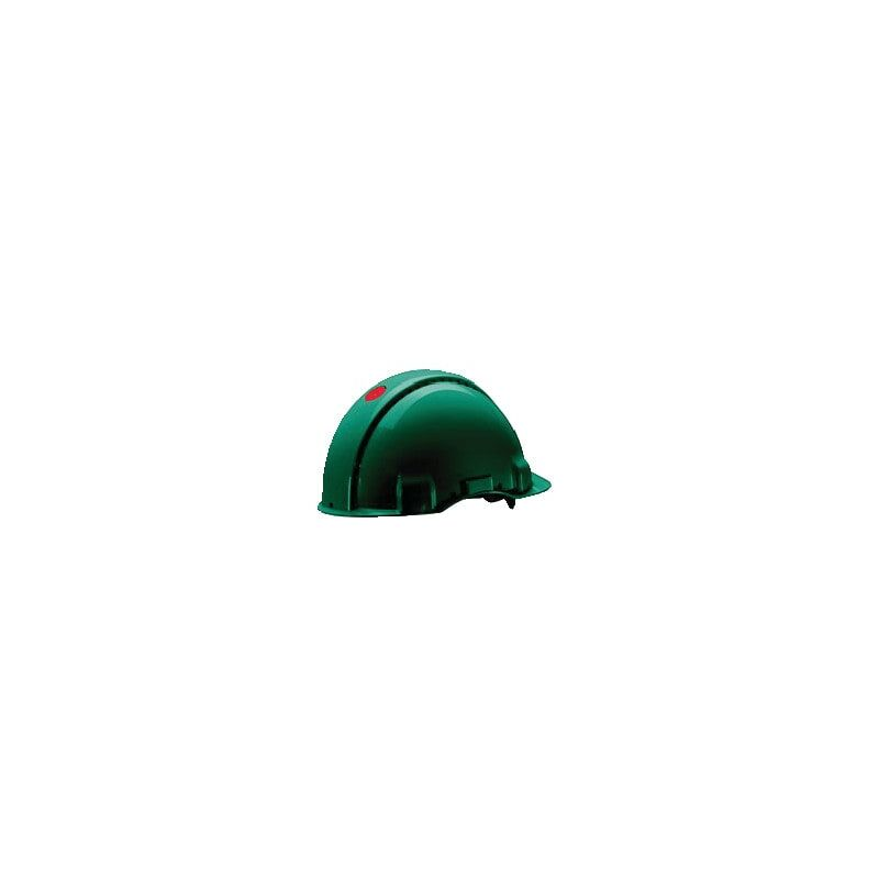 Image of G3000CUV-GP Safey Helmet Uvicator Green - 3m Peltor
