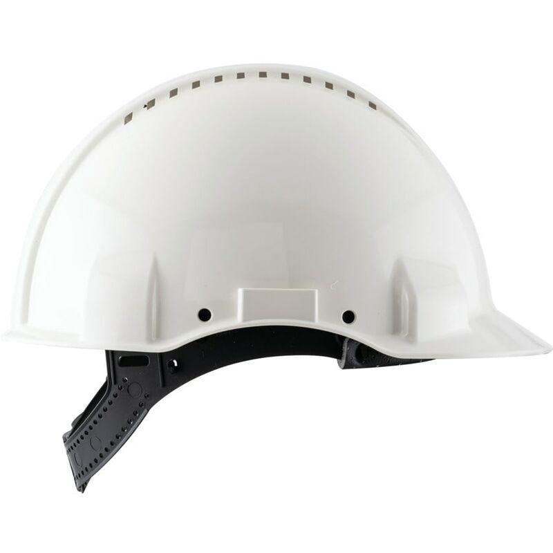 Image of G3000CUV-VI Safety Helmet Uvicator White - 3m Peltor
