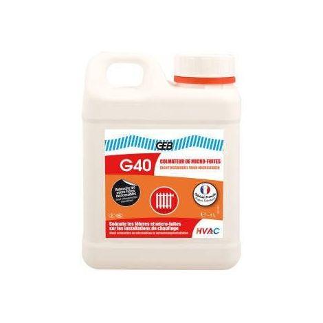 G40 COLMATEUR DE MICRO-FUITES bidon 1 litre