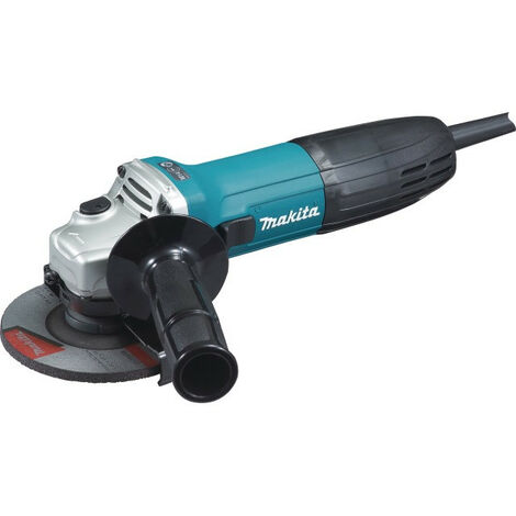 GA4034 720W Slim Angle Grinder 100mm with Paddle Switch.