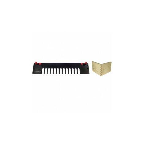 Peigne CMT300-T127 queue droite 12,7 mm pour gabarit CMT-300