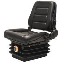 Gabelstaplersitz Traktorsitz Federung Verstellbare Rückenlehne
