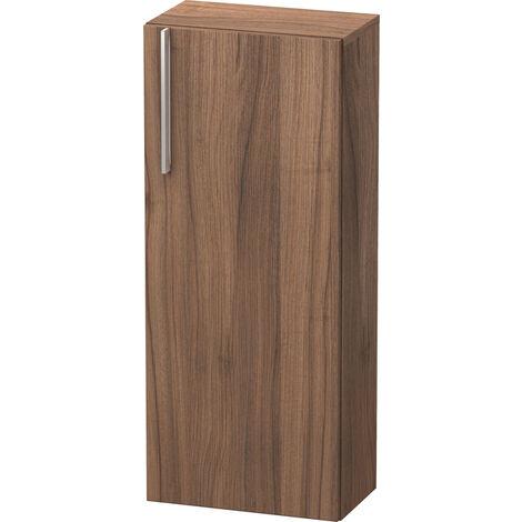 Gabinete de media altura Duravit Vero, 1105, bisagra de la puerta derecha, 400mm, Color (frente/cuerpo): Decoración Castaño Oscuro - VE1105R5353