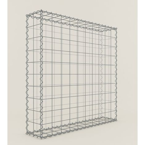 Gabion 11211 - 100 x 100 x 20 cm