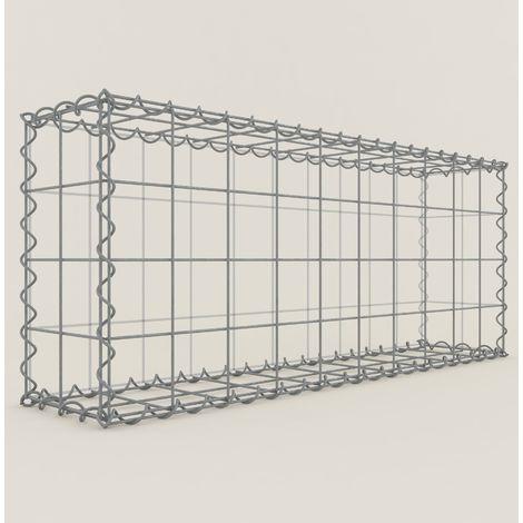 Gabion 14211 - 100 x 40 x 20 cm