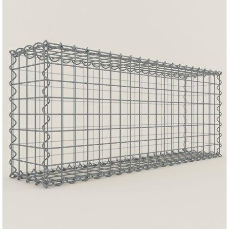 Gabion 14255 - 100 x 40 x 20 cm