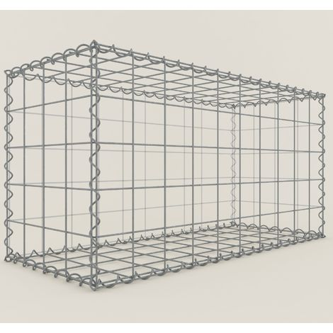 Gabion 15411 - 100 x 50 x 40 cm