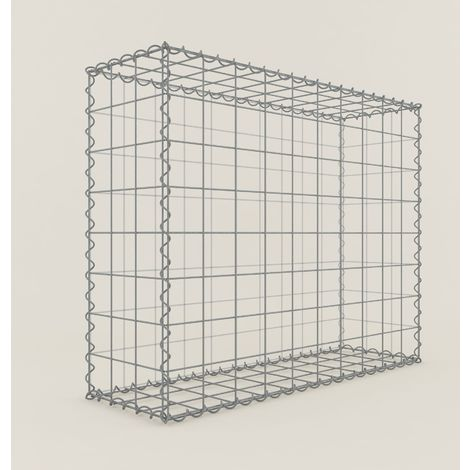 "main image of ""Extension gabions 18355-4 - 100 x 80 x 30 cm"""
