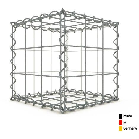 """main image of """"Gabion 30x30x30cm - 3 types de mailles au choix"""""""