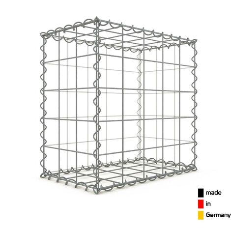 Gabion 50x50x30cm - 3 types de mailles au choix