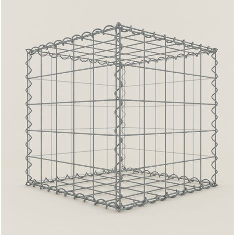 Gabion 55511 - 50 x 50 x 50 cm
