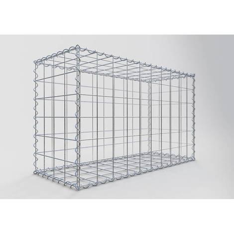Gabione 16455 - 100 x 60 x 40 cm