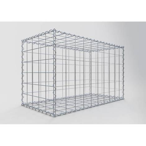 Gabione 16555 - 100 x 60 x 50 cm