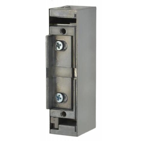 Gâche électrique à encastrer usage universel type ESU 900 émission ou rupture en 12 ou 24 Volts AC/DC