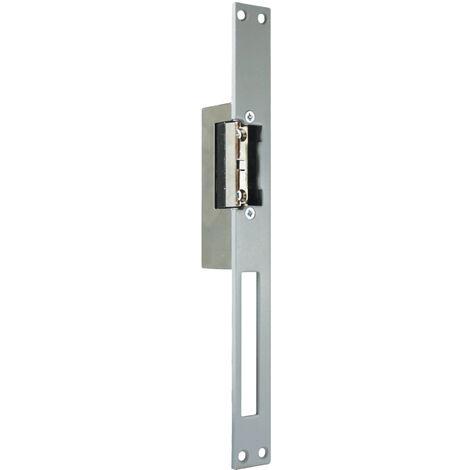 Gâche électrique Extel encastrer avec passage de serrure WECA 90 droite ou gauche -