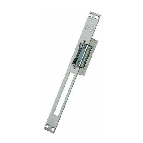 Gâche électrique + tétière symétrique T290SIR12 - 12V AC/DC - Rupture