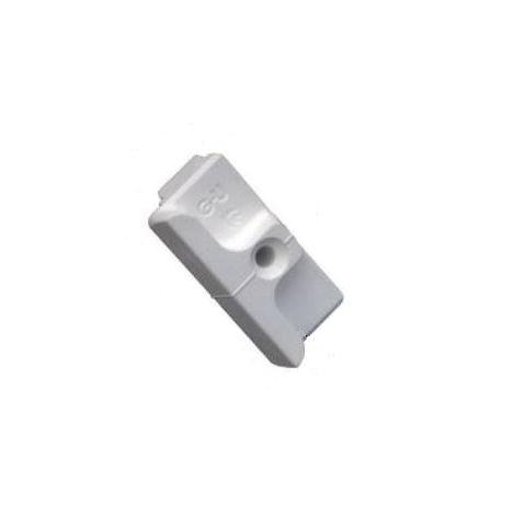 """main image of """"Gâche galet blanc FERCO pour PVC - E-18108-00-0-7"""""""