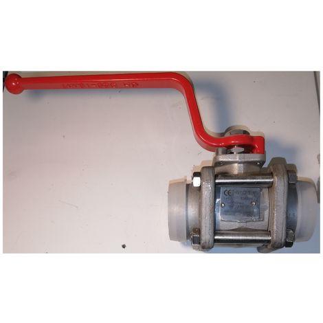 Gachot V16 Ball valve DN32 - PN40 - 40Bar - Inox