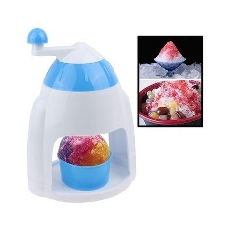 Gadgets de cuisine Machine manuelle de fabricant de cône de neige de rasoir de broyeur de glace
