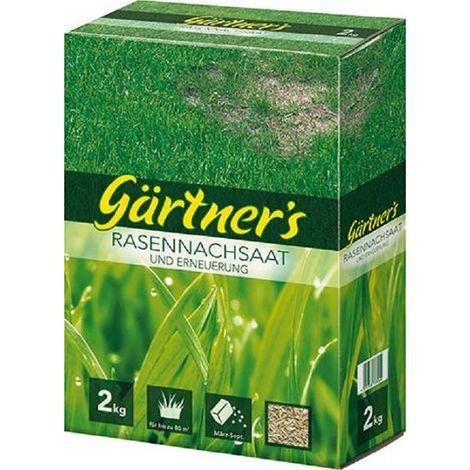 5,0 kg Rasensamen Grassamen Rasensaat Greenfield American Green