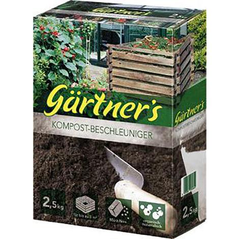 Gärtner's Schnellkomposter 2,5 kg