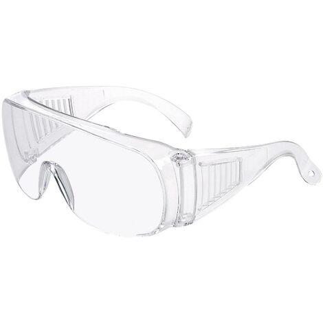 Gafa Anti-Impacto Ocular Anti-Uv-Rayad-Vaho Policarbonato Transparente 520 Unive