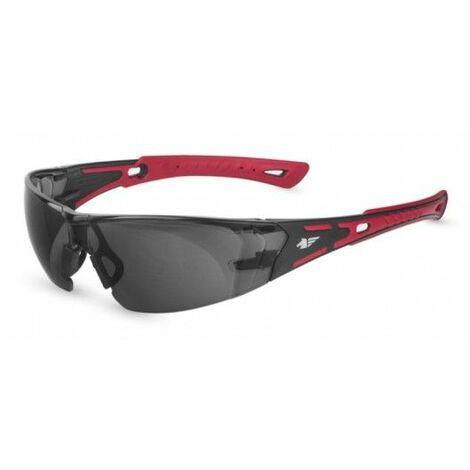 Gafa Anti-Impacto Solar Policarbonato Negro/Rojo Black White 02 Pegaso