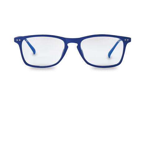 "Gafa Graduada Azul BLUESTOP ""Bloqueo luz Azul"" +3,0 Dioptrias PEGASO G01.30"