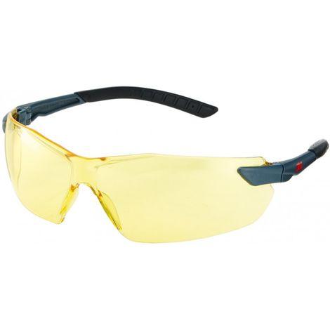 Gafas 2822, PC, amarillo ahumado