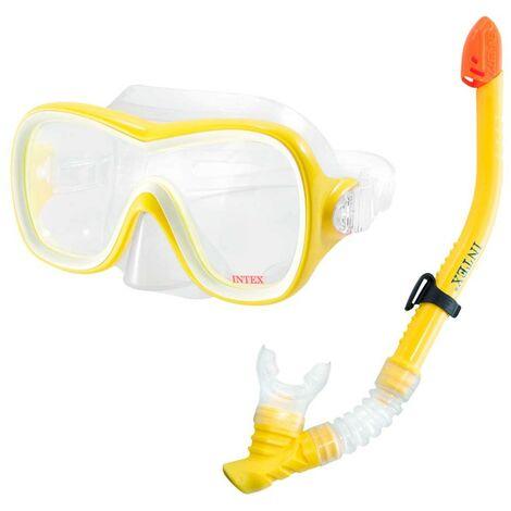 Gafas buceo mas respirador 55647