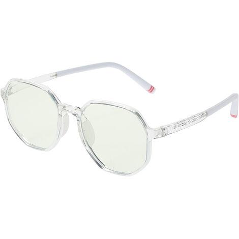 Gafas de bloqueo de luz azul para ninos Gafas de computadora anti rayos azules TR90 Marco de gafas ligero