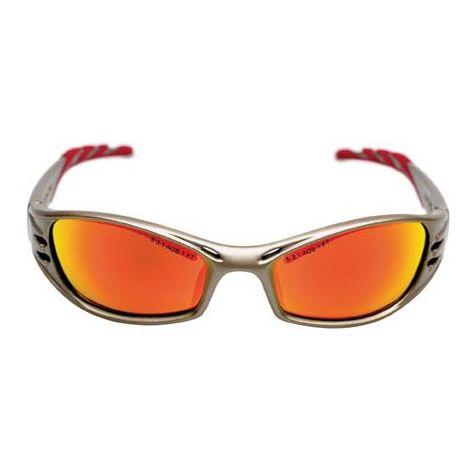 Gafas de protección 3M™ -Fuel™- oro-rojo espejado