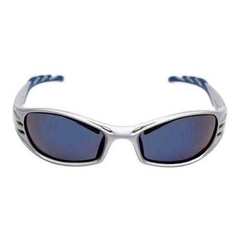 Gafas de protección 3M™ -Fuel™- planaa-azul espejado