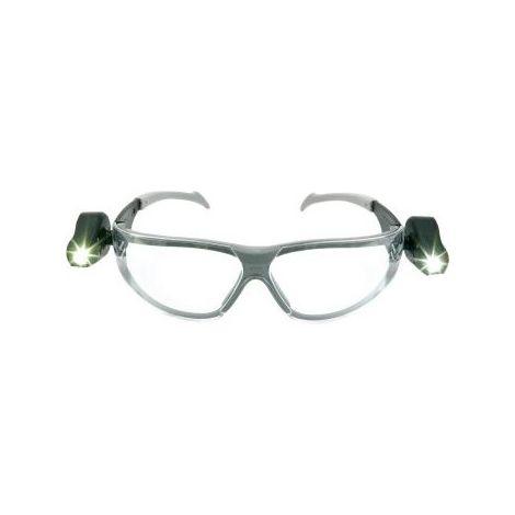 Gafas de protección 3M™ -LIGHT visión LED-