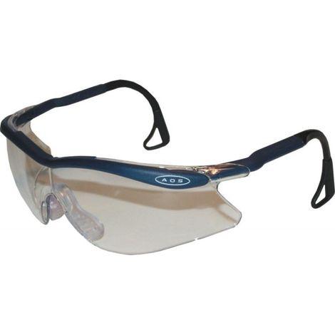 Gafas de protección QX 2000, PC, azul/claro