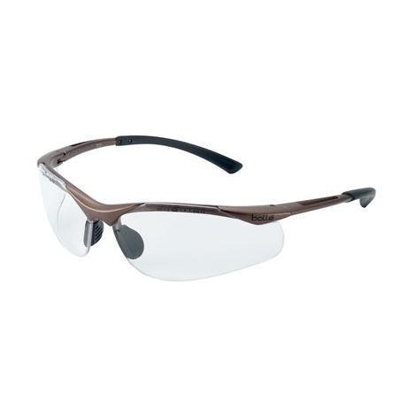 Gafas de seguridad Bollé contour CONTPSI transparentes