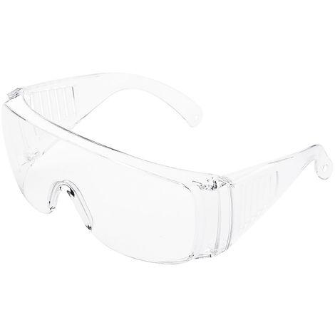 Gafas de seguridad, gafas, gafas, anti saliva, caspa, polen