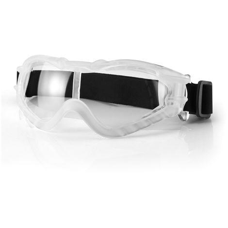 Gafas de seguridad, gafas protectoras para los ojos, anti-caspa, polen, polvo, antivaho (no se puede enviar a Baleares)