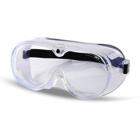 Gafas de seguridad Protector ocular Gafas Gafas de proteccion, anti saliva