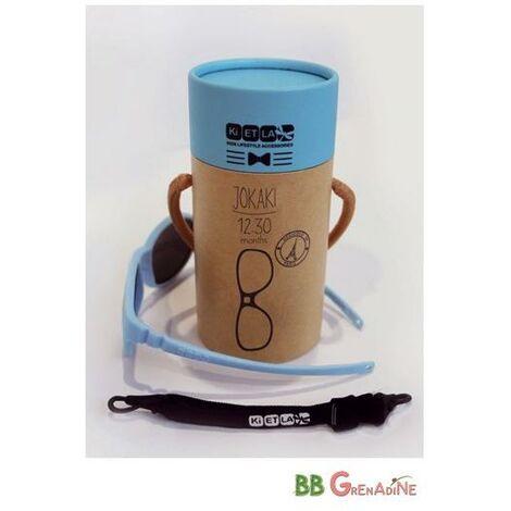 Gafas de sol infantiles Jokaki color azul cielo (12-30 meses)