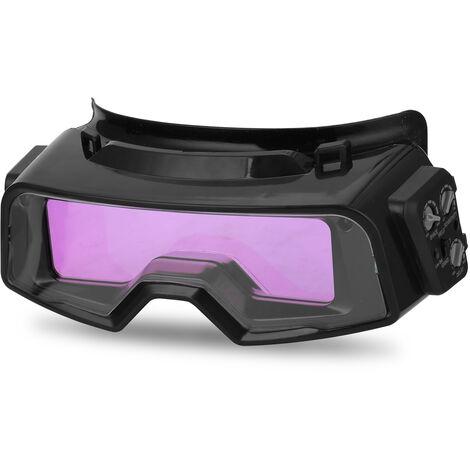 Gafas de soldar con oscurecimiento automatico