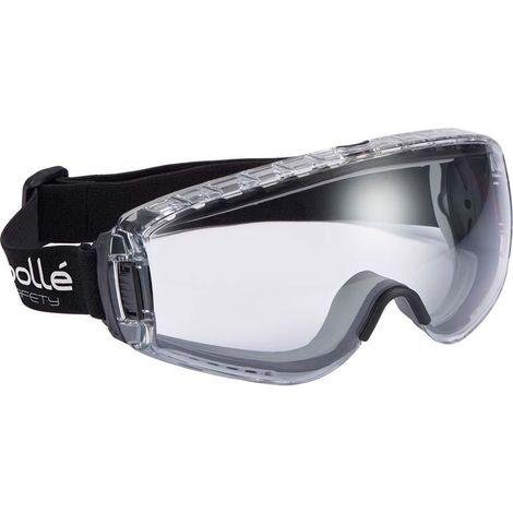 Gafas de visión completa piloto, claras