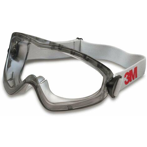 Gafas estanca PC incolora AR y AE. 3M 2890S