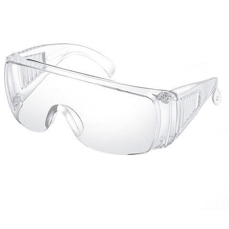 Gafas, Gafas de seguridad, Polvo de polen de caspa anti saliva
