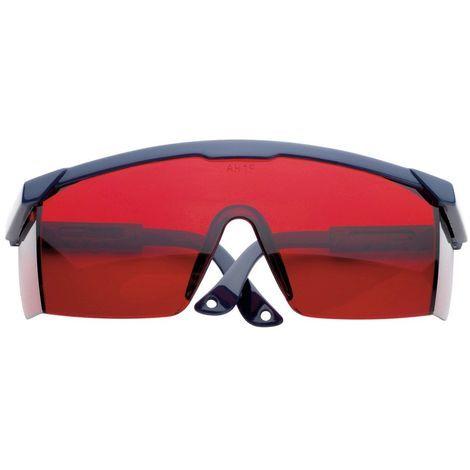 Gafas intensificadoras para nivel láser
