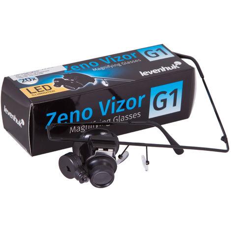 Gafas lupa Levenhuk Zeno Vizor G1