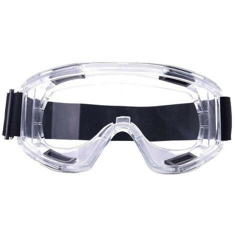 Gafas Panorámicas de Protección Blanco. - Blanco